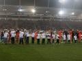 mecz Zagłębie Lubin- Lechia Gdańsk 1 marca 2016