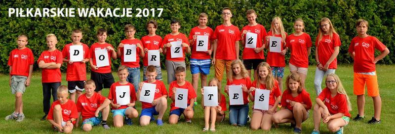 piłkarskie wakacje 2017