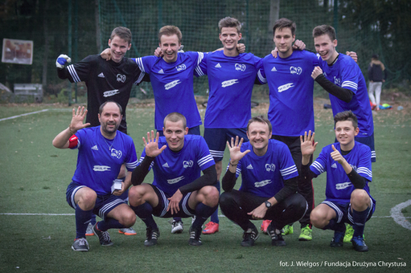 Fundacja Drużyna Chrystusa - FC BAD BOYS SZWR
