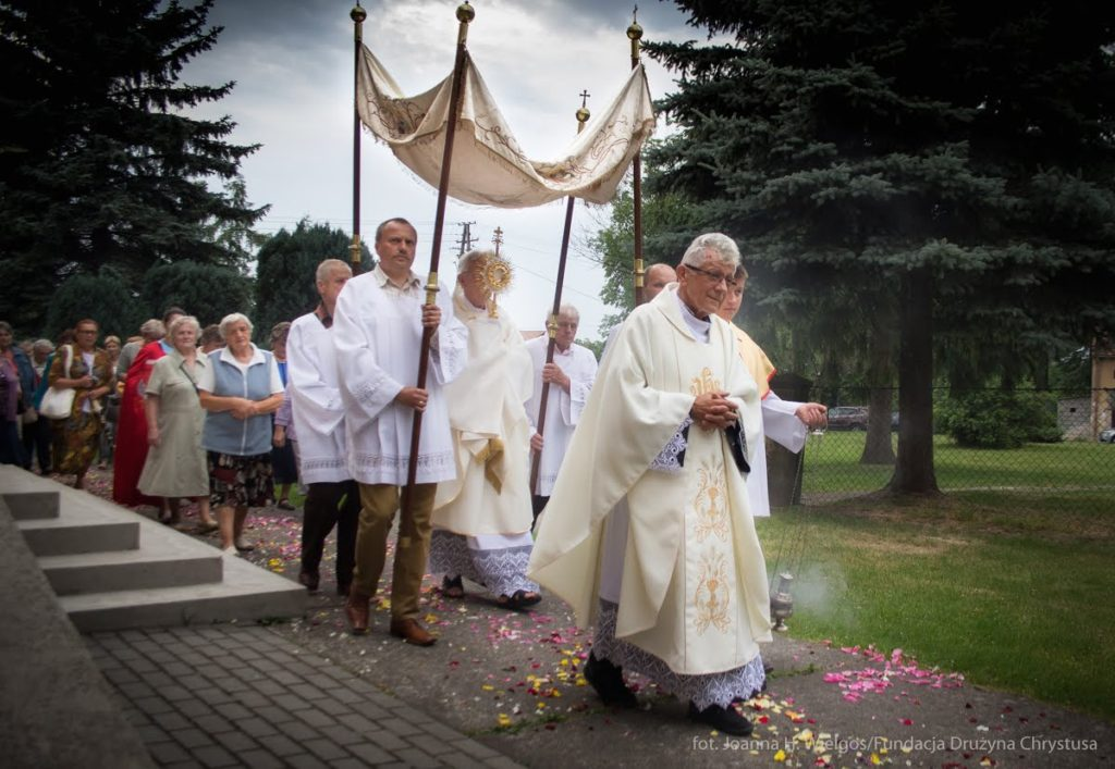 parafia św. Marii Magdaleny w Kosocicach