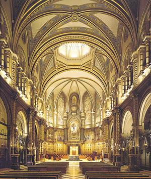 Wnętrze kościoła/www.carloacutis.com
